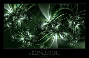 Green Leaves - For Benjamin by denise-g