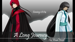 A Long Journey: The Visual Novel - Coming Soon by roxioxx