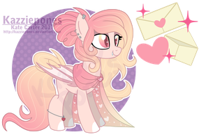 Love Letters - Valentine's Themed Auction [CLOSED] by Kazziepones