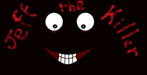 Jeff the KILLER by laura-MIMI