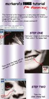 Photoshop FANGS for dummies by mcrkarol