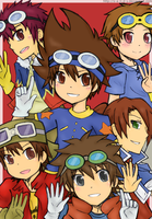 :DIG: Goggle boys by s-a-n-d-y