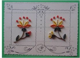 Quilling - Card 19 by Eti-chan