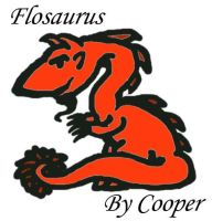 Flosaurus - Cooper-Red by cooper