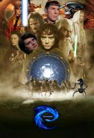 Eragon Spoof Poster by FacepalmPunch