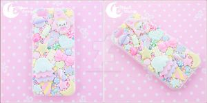 Cosmic cutie Cell Phone Case (Iphone5) by CuteMoonbunny