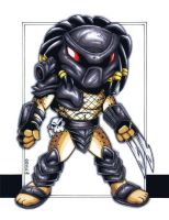 GBChibi Predator by gb2k
