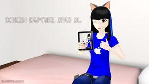 MMD iPad Accessory DL by BloodyKylie