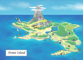 Nomie Island by GrilledandCheesed