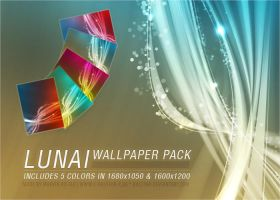 Lunai Wallpaper Pack by basstar