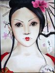 .Geisha. by Sevenlole