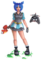 Vela: Jet Force Gemini by SmiteTheeWithApples