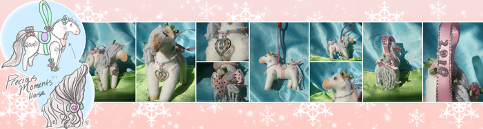 Precious Moments Ornament by Orceh