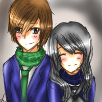 A Happy Ending - A story about how we met by Lunaticharmed
