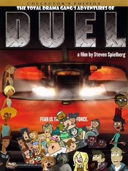 The TD Gang's Adventures of Duel Poster by Jared1994