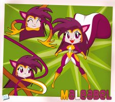 Maleablel action by Animewave-Neo