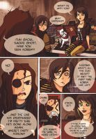 Keep Running D.D FANcomic 11 by Kaisel