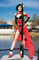 Blazblue - Litchi 2 by tajfu