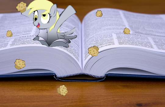 Not my book! by AYBProductions