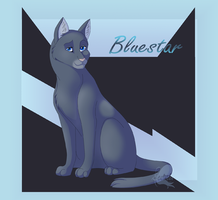 Warriors - Bluestar by NatameSecrea