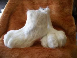 Digitigrade Pawboots, for sale by VampireSin