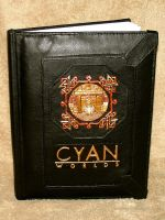 Cyan Worlds Linking book by EyeDE