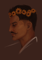 Dorian the Fabulous Mage by AFlutterofWings