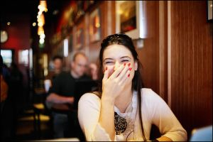 Laughter Is by adriftphotography