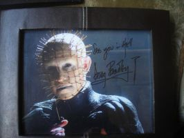 Doug Bradley's Autograph. by mrs-voorhees09