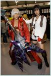 Dante and Lady by keruuu