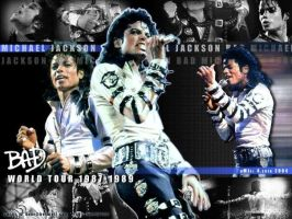 MJ WALLPAPER by MjsBADgurl31