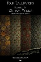 William Morris Wallpaper Pack by reb70