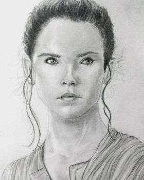 Rey Star Wars by juanma8585