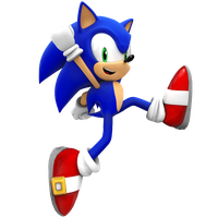 New Special Sonic Render by Nibroc-Rock
