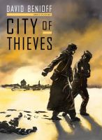 City of Thieves Cover by Milkduster