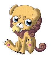 Lucky Quilen Cub by Primmly