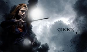 hp ginny by LifeEndsNow