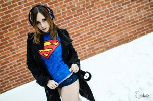 Here comes Superman 2 by Stephanie-van-Rijn