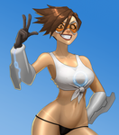 Tracer: Recolor by digitalgil