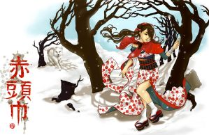 Red Ridinghood by akemichan