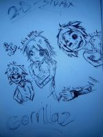 Many Faces of 2D by lXxLinkinxXl