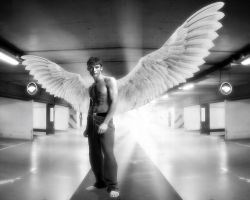 Earth Angel by husz