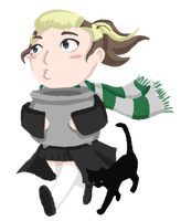 Pottermore : Oh shhh I'm late by fruits-basket-head
