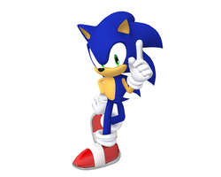 sonic the hedgehog by shadow--g