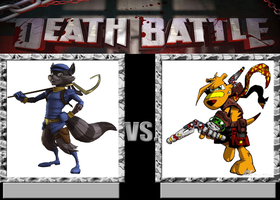 Death Battle!-Sly Cooper vs Ty by Caharvey