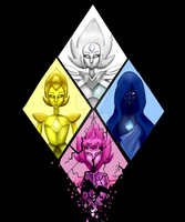 The Great Diamond Authority by Kitsune-Valhalla
