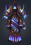 Mage Armor Concept #2 by Frostwindz