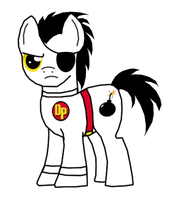 Danger Pony by Death-Driver-5000