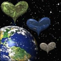 Valentine to the Earth by DeirdreReynolds