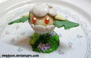 SS: Cottonee by Swadloon
